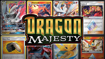Browse the Cards of Dragon Majesty!