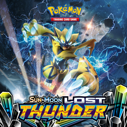Bring the Thunder in the Pokémon TCG