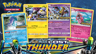 Strike First with the Sun & Moon—Lost Thunder Prerelease!