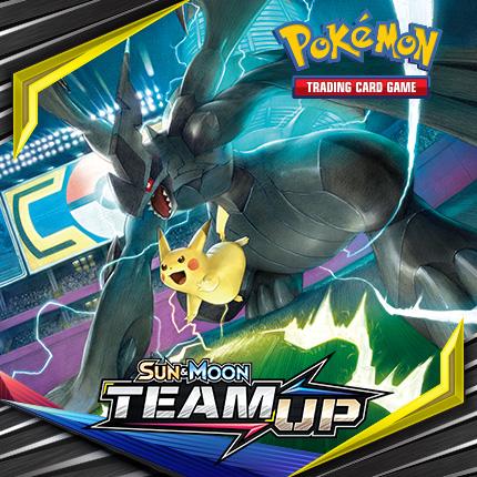 Powerful Pokémon Team Up in the Pokémon TCG