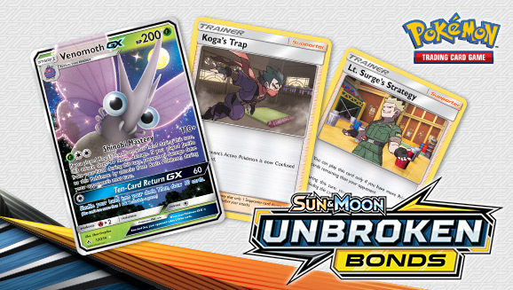 Find Strength with Supporters in the Pokémon TCG