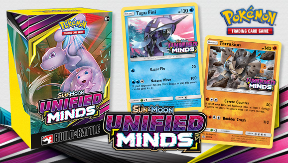 Come Together with <em>Sun & Moon—Unified Minds</em> Build & Battle Boxes