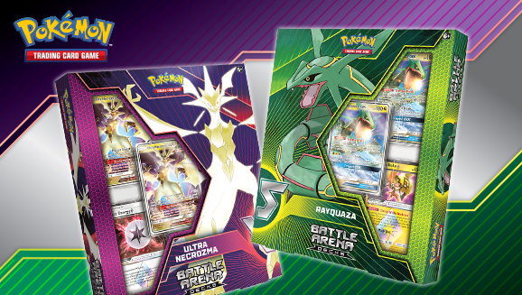 Get the Best from Pokémon TCG Battle Arena Decks