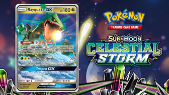 Take a Dragon Break with Rayquaza-GX