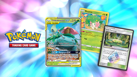 <em>Sun & Moon—Team Up</em> Deck Tips: Celebi & Venusaur‑<em>GX</em>