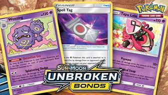 Sun & Moon—Unbroken Bonds Deck Tips: Weezing