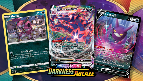 Eternatus VMAX Pulls Down the Shades in the Pokémon TCG