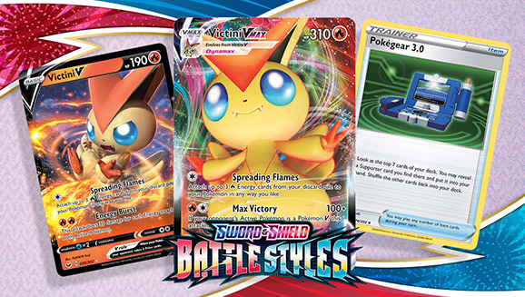 Victini VMAX Keeps the Fires of Victory Burning