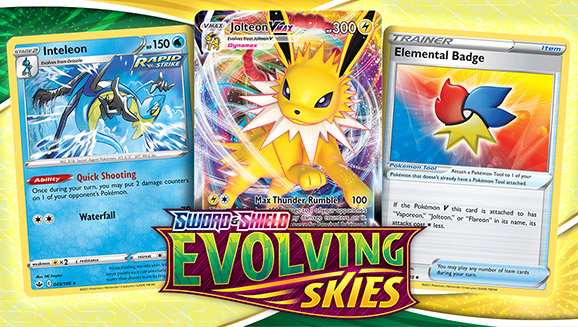Lightning Strikes Twice When Jolteon VMAX Takes the Field