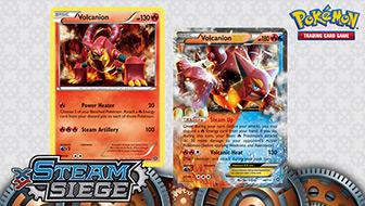 Bring the Heat with Volcanion-<em>EX</em>!