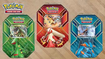 Pokémon TCG: Hoenn Power Tin