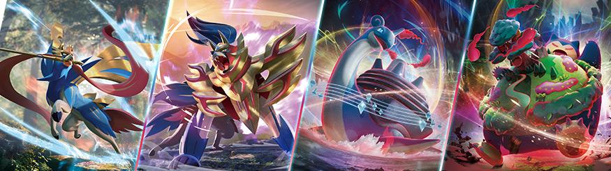 Pokémon TCG: Sword & Shield