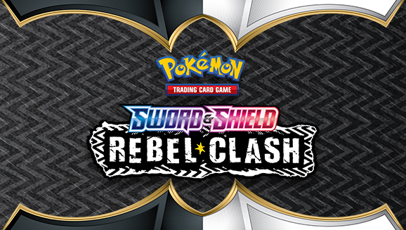Sword & Shield—Rebel Clash Banned List and Rule Changes Announcement