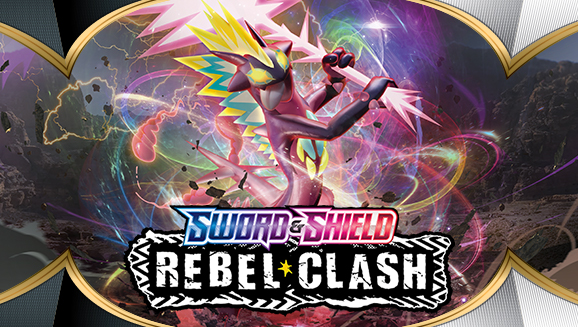 Break Out the Battles in Sword & Shield—Rebel Clash