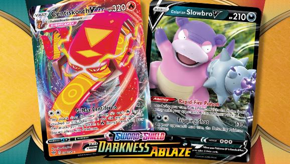 See New Pokémon V and Pokémon VMAX