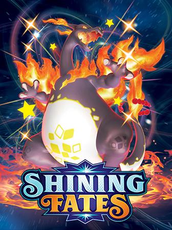 Pokémon TCG: Shining Fates Is Here