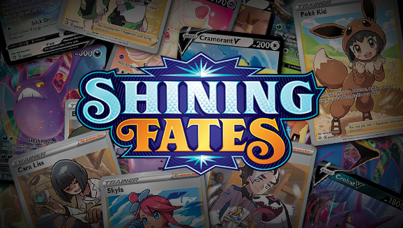 Browse the Cards of Shining Fates!