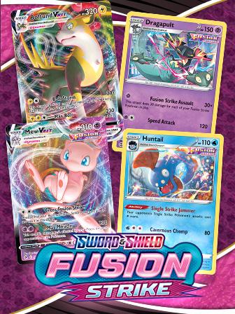 Sword & Shield—Fusion Strike Preview