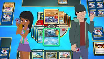 Gioca al GCC Pokémon Online