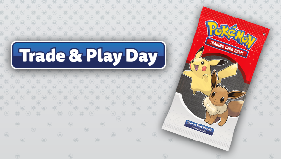 Pokémon TCG Trade & Play Day Heading to a Store Near You