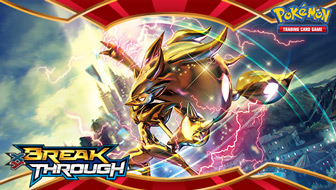 BREAK Evolution comes to the Pokémon TCG!
