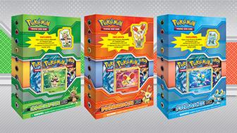 Pokémon TCG: Chespin—Fennekin—Froakie Figure Box