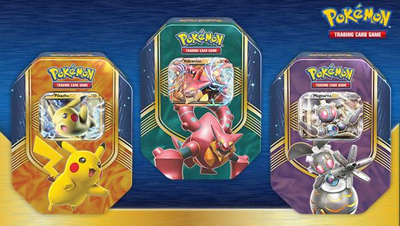 Pokémon TCG: Battle Heart Tin
