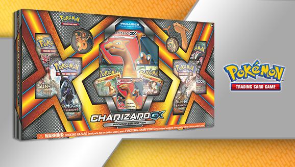 Pokémon TCG: Charizard-<em>GX</em> Premium Collection