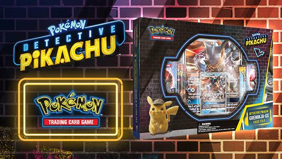 <em>Detective Pikachu</em> Greninja-<em>GX</em> Case File
