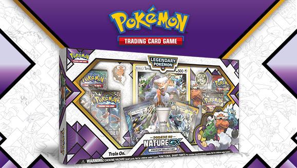 Pokémon TCG: Forces of Nature <em>GX</em> Premium Collection