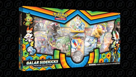 Galar Sidekicks Premium Collection
