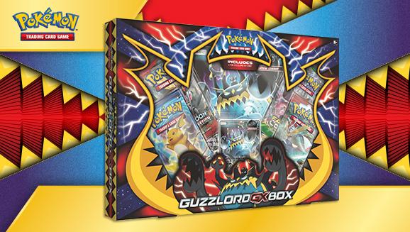 Pokémon TCG: Guzzlord-<em>GX</em> Box