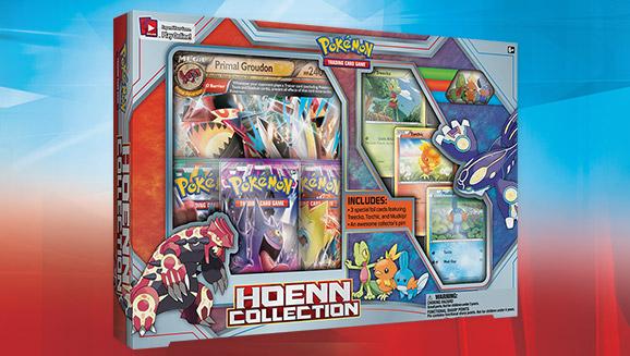 Pokémon TCG: Hoenn Collection