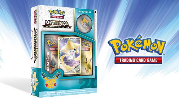 Pokémon TCG: Mythical Pokémon Collection—Jirachi
