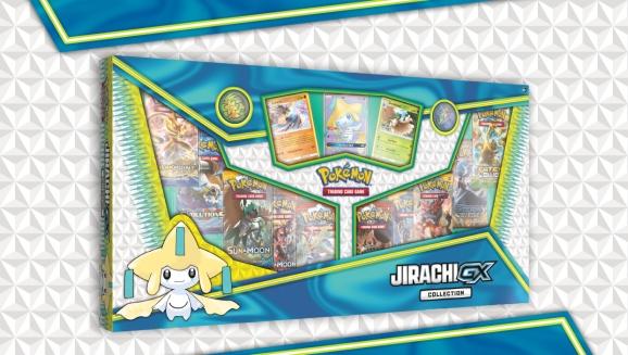 Jirachi-<em>GX</em> Collection