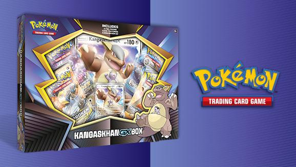 Pokémon TCG: Kangaskhan-<em>GX</em> Box