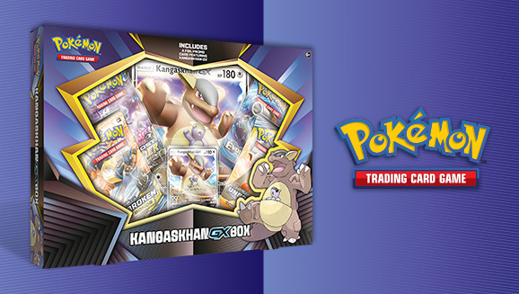 Pocket the Powerful Kangaskhan-GX