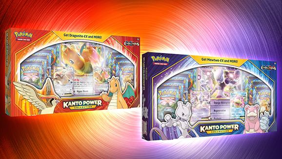 Kanto Power Collection