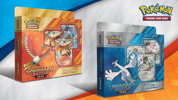Pokémon TCG: Legendary Battle Decks—Ho-Oh and Lugia