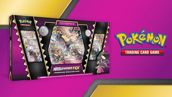 Pokémon TCG: Mega Mawile-<em>EX</em> Premium Collection