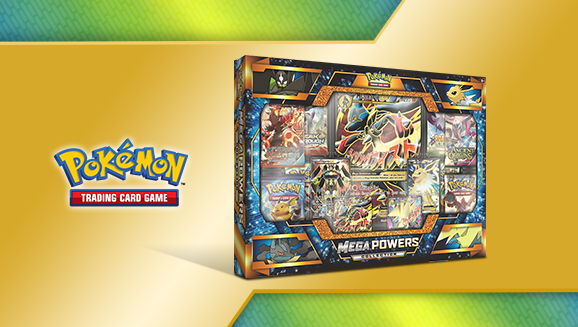 Pokémon TCG: Mega Powers Collection