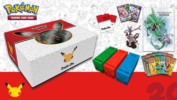 Pokémon TCG: Super-Premium Collection—Mew and Mewtwo