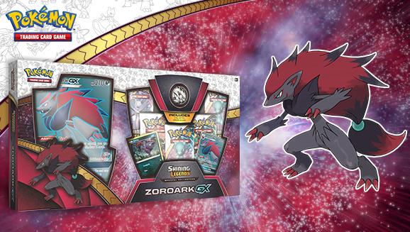Pokémon TCG: <em>Shining Legends</em> Special Collection—Zoroark-<em>GX</em>
