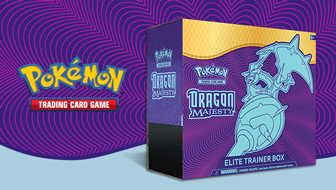 Dominate with the Dragon Majesty Elite Trainer Box