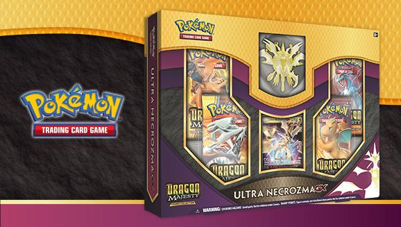 Pokémon TCG: <em>Dragon Majesty</em> Figure Collection—Ultra Necrozma-<em>GX</em>