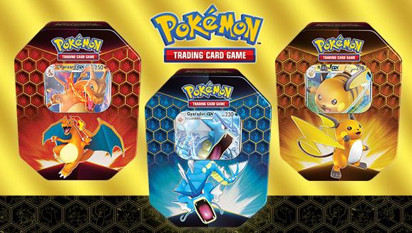 Pokémon TCG: <em>Hidden Fates</em> Tin