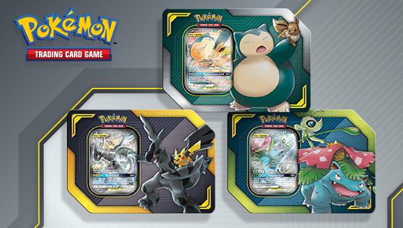 Pokémon TCG: TAG TEAM Tins