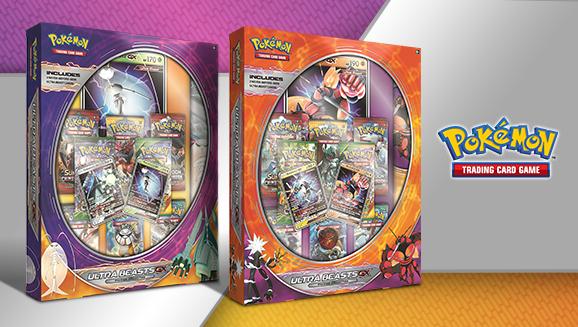 Pokémon TCG: Ultra Beasts <em>GX</em> Premium Collections