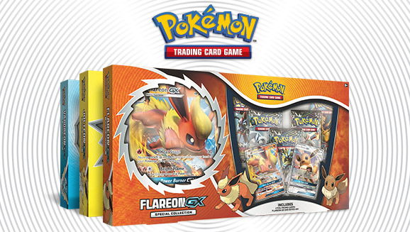 Command the Elements with Eevee in the Pokémon TCG