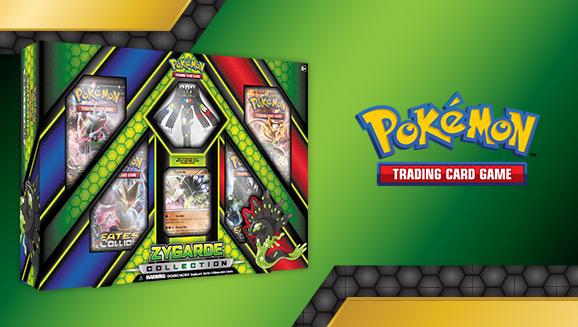 Pokémon TCG: Zygarde Collection